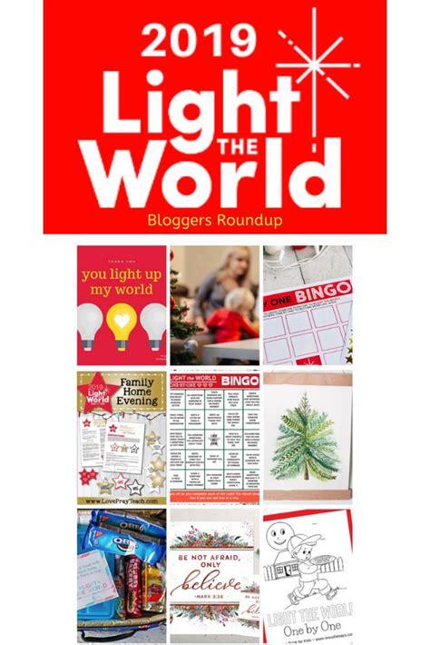 lighttheworld    bloggers roundup