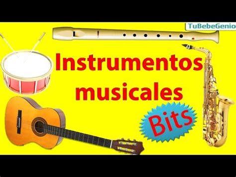 A continuación te mostramos una lista de instrumentos musicales ordenados alfabéticamente por su nombre y familia. Los instrumentos musicales para niños +SONIDOS | Imágenes de instrumentos musicales y sus ...