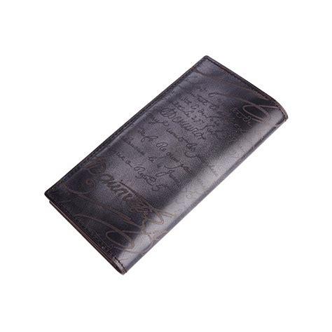 terse lettering wallet exclusive design