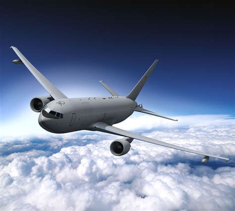 New Kc-46 Tanker Home Is Great News For Kansas