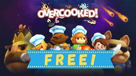 OVERCOOKED | FREE! | HOW TO GET | EPIC GAMES STORE - YouTube