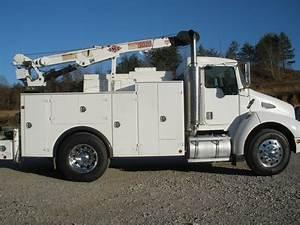 Kenworth T300 Service Trucks    Utility Trucks    Mechanic