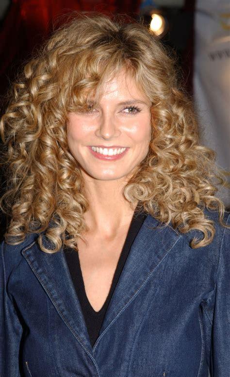 Heidi Klum Hair And Makeup Heidi Klum Beauty Looks
