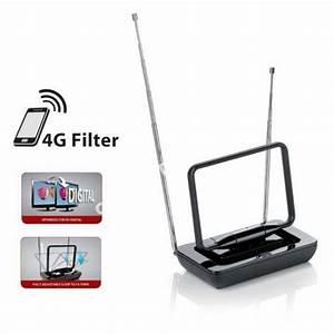 Meilleur Antenne Tv Interieur : tv oneforall1 sv9015 antenne int rieure analogique et ~ Premium-room.com Idées de Décoration