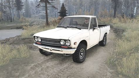 Datsun 521 Parts by Datsun 521 1969 For Mudrunner