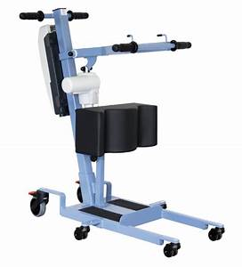 Verticalizzatore Elettrico Per Disabili Blu Wayup
