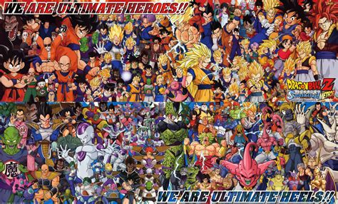Image 400346 Dragonball Z Anime All Dbz Characters