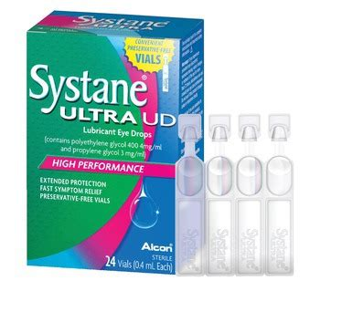 systane ultra high performance preservative free
