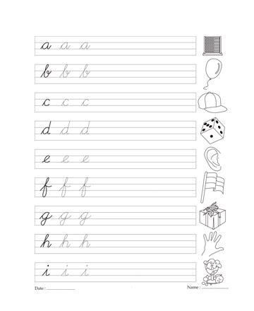 practice cursive writing worksheets the best worksheets