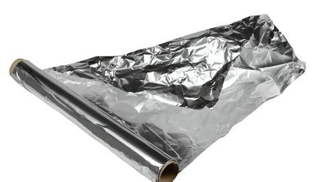 surprising   aluminium foil life