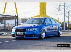 Julian Loose's Supercharged Audi RS4 Fitted State