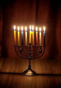 How To Light The Menorah And Hanukkah Free Images Light Antique Symbol Holiday Lighting