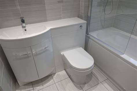 Bathroom renovated in Priory Rd Kenilworth