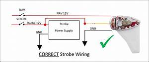 Led Strobe Wiring Diagram