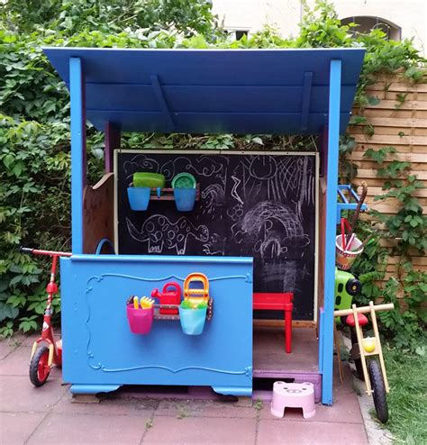 dazzling diy playhouse plans  mymydiy