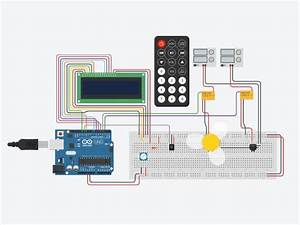 Arduino  Switching On  Off Appliances Using Ir Remote