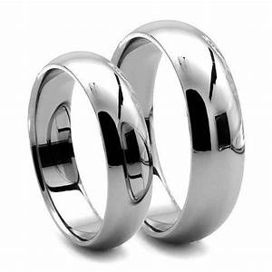 his hers platinum wedding rings 3mm 8mm d shape With his and hers platinum wedding rings