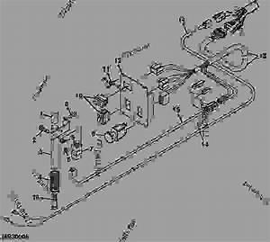 Wiring Harnesses And Switches -  U516c U7528 U8f66 U8f86 John Deere Worksite - Utility Vehicle