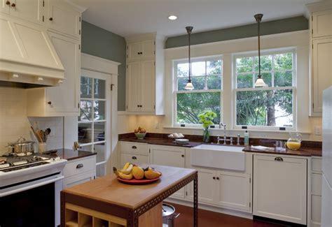 how to design a kitchen bungalow kitchen powrie craftsman kitchen portland 8610