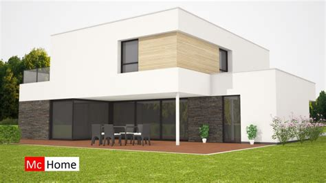 Casco Huis Laten Bouwen Prijzen by Excellent Moderne Villa Ontwerp En Bouwen Met Stuukwerk En