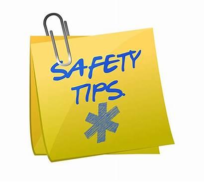 Safety Child Reminders Tips Children Safe General