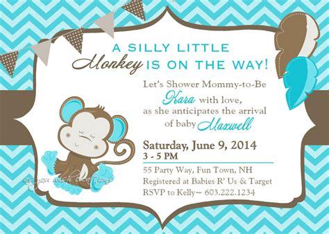 Baby Shower Invitation Templates  Baby Shower Invitation