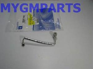 Chevy Cruze 1 4 Turbo Oil Feed Pipe Tube 2011
