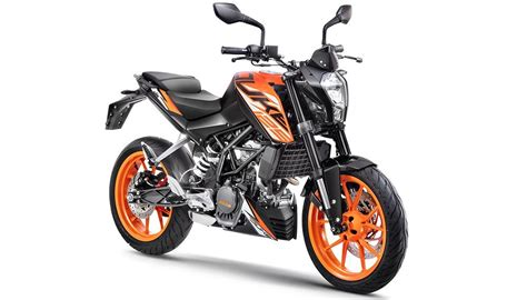 Ktm Duke 125 Abs Launched In India At Rs 1.18 Lakhs
