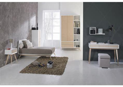 armoire metallique chambre ado stunning chambre ado au design scandinave avec lit chevet