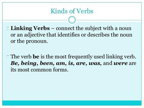 Verbs & Verb Usage