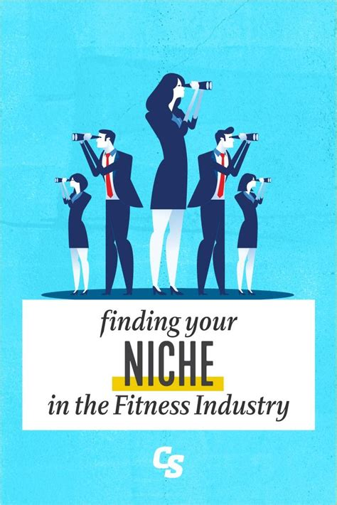 Finding Your Niche in the Fitness Industry | Fitness ...