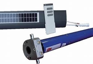 Moteur Pour Store Banne : accessoire store de terrasse moteur solaire ~ Dailycaller-alerts.com Idées de Décoration