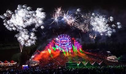 Concert Hardstyle Festival Mystery Land Wallpapers Fireworks
