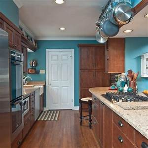 17 best images about kitchen turquoise brown on pinterest With kitchen cabinets lowes with teal and brown wall art