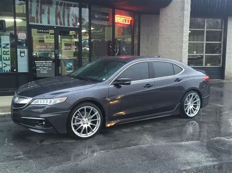 tlx w 20 quot ground force wheels acurazine acura
