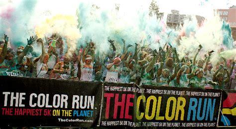 color run new york the color run a new york la maratona dei colori eventi e