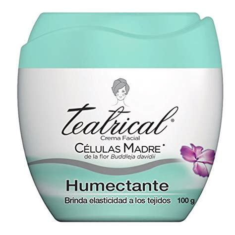 Amazon.com : Teatrical Crema Facial Celulas Madre
