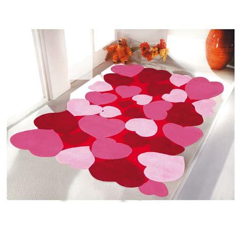 tapis enfant coeurs 130 x 190 cm tous les produits tapis prixing