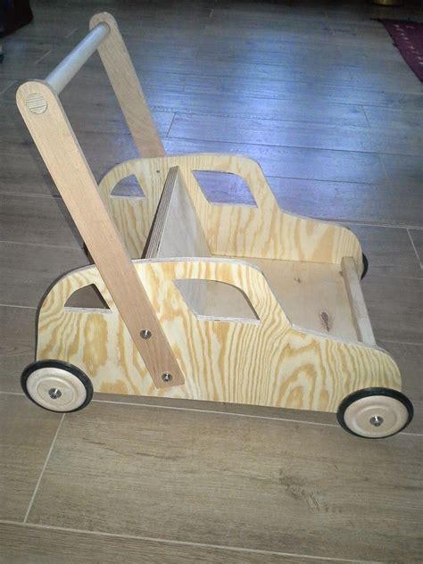Selber Bauen Ideen Holz by Holz Und Metall Ein Heimwerkerblog Laufwagen Teil 2