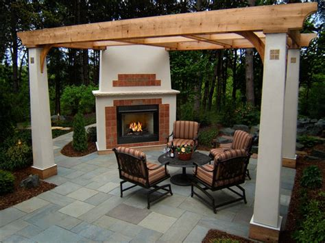 Outdoor Patio Ideas With Fireplace Outdoor Patio Gas