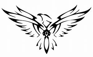 Tribal Horde Falcon by xxtheansweris7xx on DeviantArt