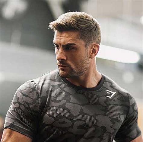 popular short haircuts guide  men   pics