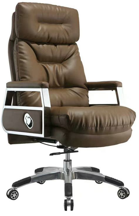 high back quality manager ergonomic computer leather