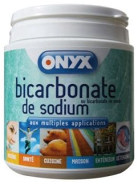 bicarbonate de sodium onyx dentifrice beaut 233 test