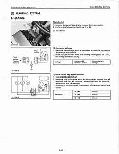 M9000 Kubota Tractor Wiring Diagrams  Kubota  Wiring