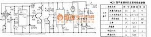 Excessive Carbon Monoxide Automatic Exhaust Voice Alarm