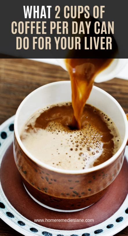 Drinking more coffee may help stave off liver cancer, a new study suggests. Secret of Longevity — What 2 Cups of Coffee per Day Can Do for Your...