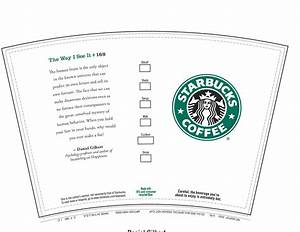starbucks create your own tumbler blank template write With starbucks personalized tumbler template