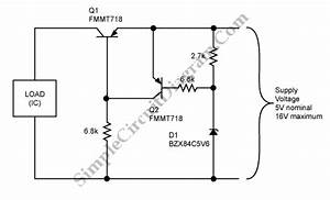 discrete overvoltage protector for automotive application With circuit protection