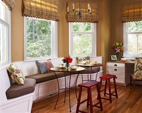 kitchen seating ideas some kitchen window ideas for your home